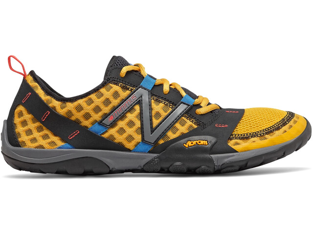 New Balance Minimus Trail 10v1 Chaussures Homme, yellow